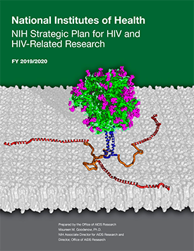 NIH Strategic Plan for HIV and HIV-related Research FY2019/2020
